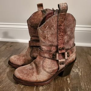Ariat harness boots - size 7
